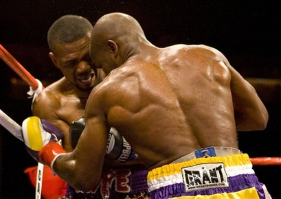 Timothy Bradley, Nate Campbell